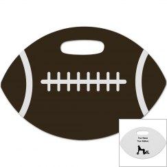 Football Bag Tag