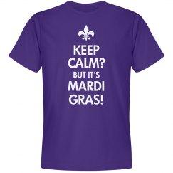 Mardi Gras Keep Calm