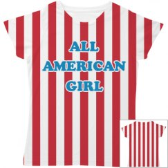 I'm Just An All American Girl