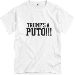 TRUMP'S A PUTO!!
