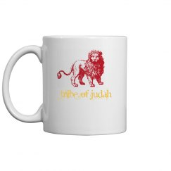 Tribe of Judah Mug