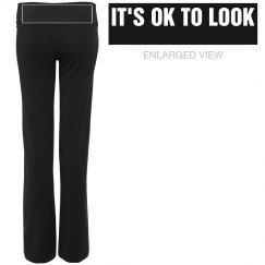 It's Ok To Look