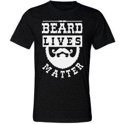 Bearded Lives Also Matter Tee