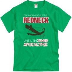MakeFun Of Redneck Till..