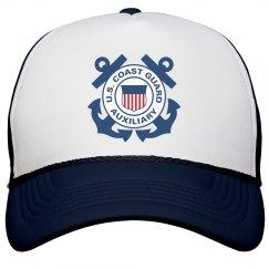 U.S. Coast Guard Aux. Hat