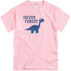 Never Forget - Blue