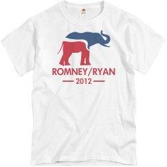Romney Ryan Elephant