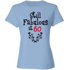 Still Fabulous at 60