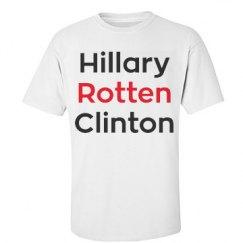 Hillary Rotten Clinton