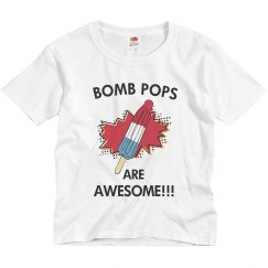 Bomb Pops Are Awesome!!!