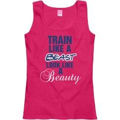 Train/Look Like Beauty