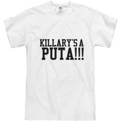KILLARY'S A PUTA!!!