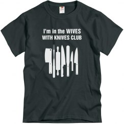 Wives with knives club