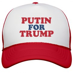 Putin for Trump