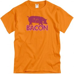 Bacon Pig Distressed