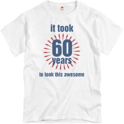 awesome 60th birthday