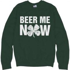 Beer Me St Patricks Day