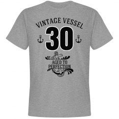 Nautical 30th birthday