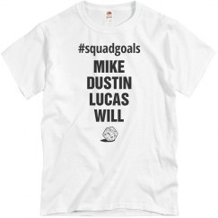 The Boys Squad Goals Tee