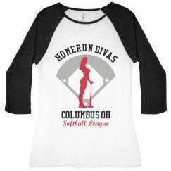 Home Run Divas Softball