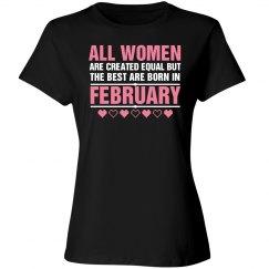 February Women
