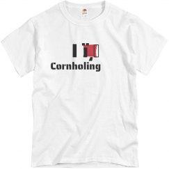 Cornholing