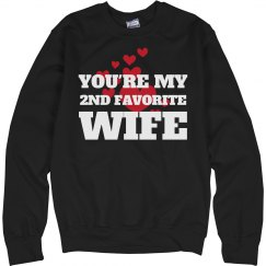 You're My Favorite Wife