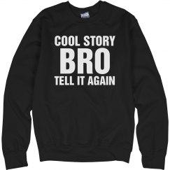 Cool Story Black