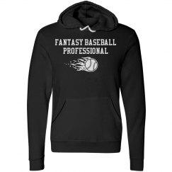 Fantasy Baseball Hoodie