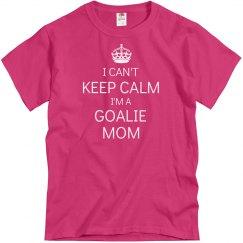 I'm a Goalie mom
