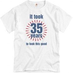 35th birthday