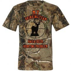 Drinking/Deer Hunt Prob..