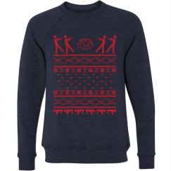 Zombie Ugly Sweater