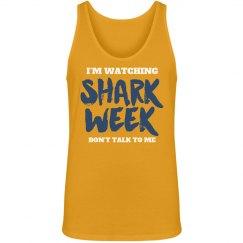 I'm Watching Shark Week