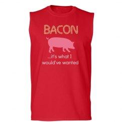 Funny Bacon Tee