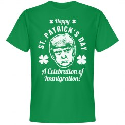 Donald Trump Loves St Patricks