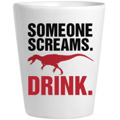 A Jurassic Drinking Game