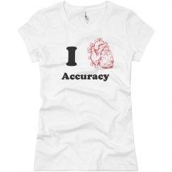 I Heart Accuracy