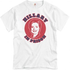 Hillary In Prison
