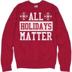 All Holidays Matter