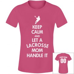 Lacrosse Moms Handle It