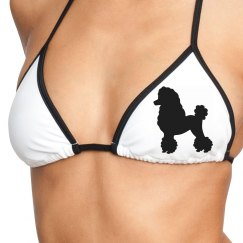 Dog Lover Swim Tops