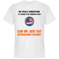 Netherlands Second?