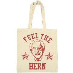 Bernie Sanders Tote Bag