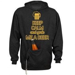 Ricks Beer Drinkin Hoodie