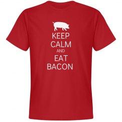 Keep Calm & Eat Bacon