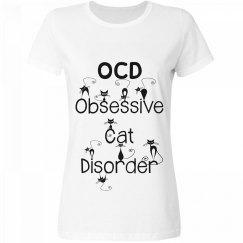 Obsessive Cat Disorder