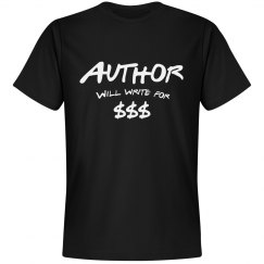 Starving Author T-Shirt