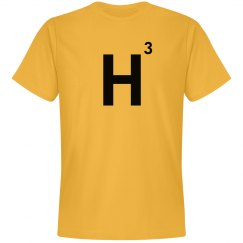 Word Games Costume, Letter Tile H