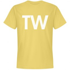 Word Games Costume, Triple Word Score TW